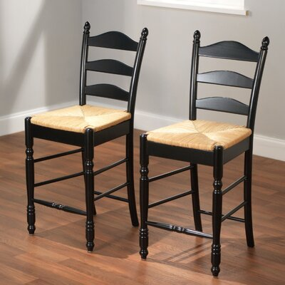 "TMS 24"" Ladder Bar Stool"