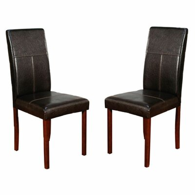 TMS Bettega Parsons Chair (Set of 2)