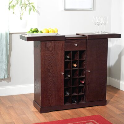 TMS 18 Bottle Wine Cabinet
