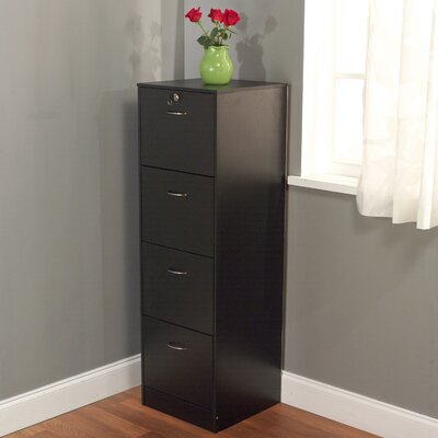 TMS 4-Drawer Filing Cabinet