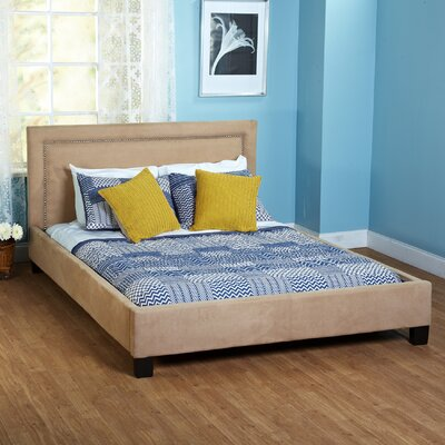 TMS Queen Platform Bed