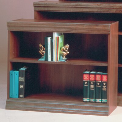 Jefferson Traditional Series Heavy Duty Bookcase