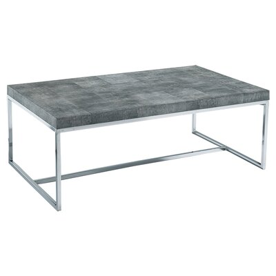 Reual James Metropolitan Coffee Table