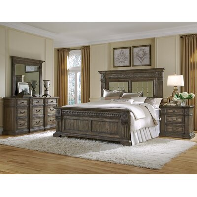 Arabella Panel Bedroom Collection
