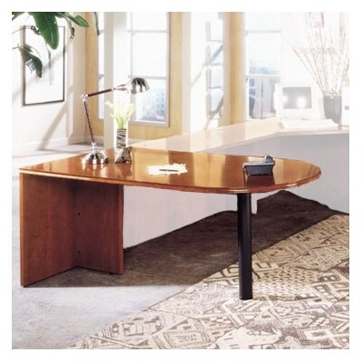 High Point Furniture Forte L-Shaped Writing Desk