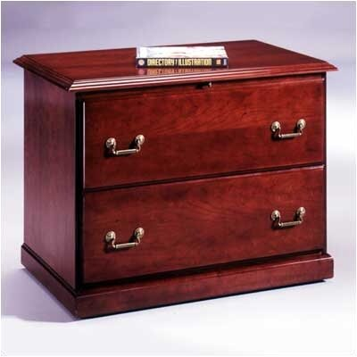High Point Furniture Legacy 2-Drawer Executive  File