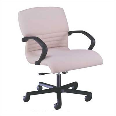 High Point Furniture 1200 Series Mid-Back Office Armchair