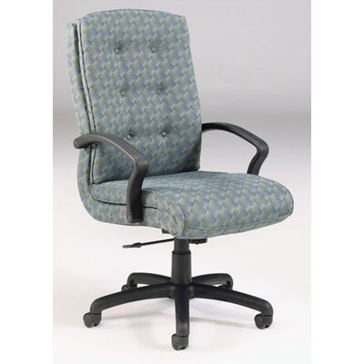 High Point Furniture High-Back Executive Chair with Arms