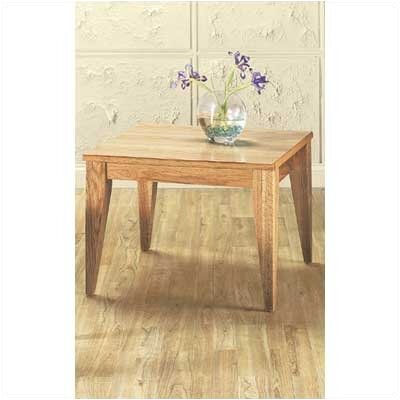 High Point Furniture End Table - Wood Veneer Top