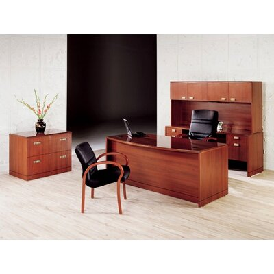 High Point Furniture Vitality Standard Desk Office Suite