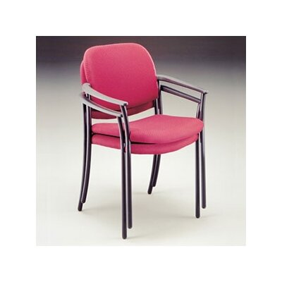 High Point Furniture Stacking Metal Guest Chair