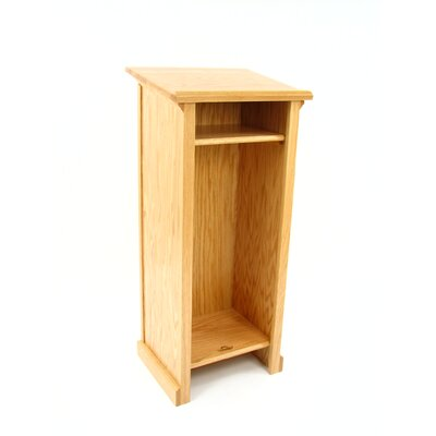 Executive Wood Products Pedestal Full Podium