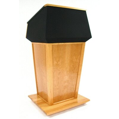 Executive Wood Products Presidential Full Podium