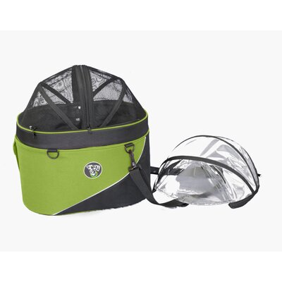 Dutch Dog Cocoon Bike Basket/Travel Pet Carrier