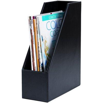 Dacasso Bonded Magazine Rack