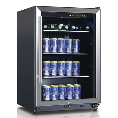 4.6 Cu. Ft. Beverage Center