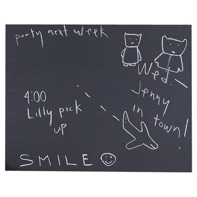 WallCandy Arts Chalkboard Removable Wall Decals