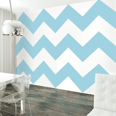 WallCandy Arts Chevron Wallpaper