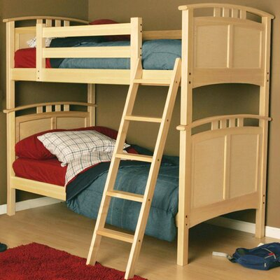 Astoria Twin Bunk Bed with Ladder