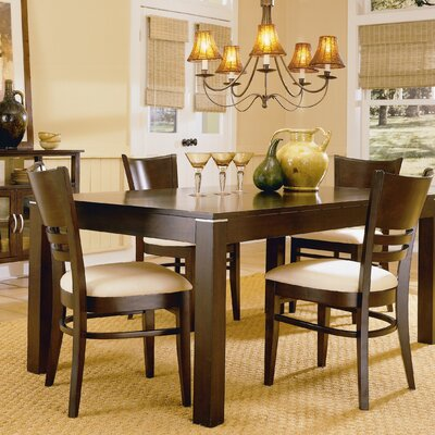Woodbridge Home Designs 628 Series 5 Piece Dining Set