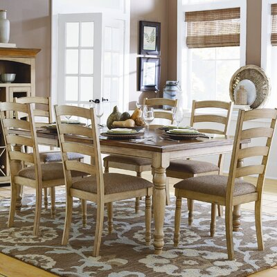 Woodbridge Home Designs Nash 7 Piece Dining Set