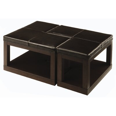 Wildon Home Danville Trunk Coffee Table With Lift Top