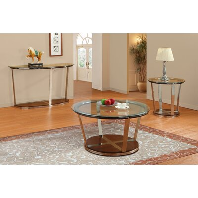 Woodbridge Home Designs Dunham Coffee Table Set