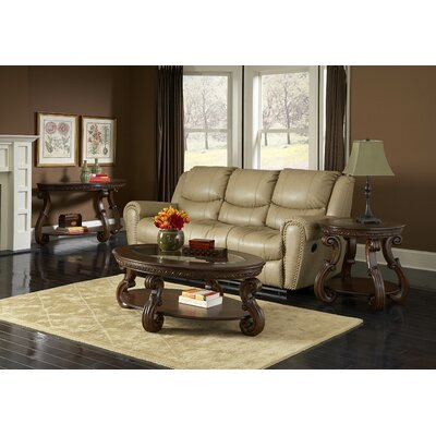 Woodbridge Home Designs 5556 Series Coffee Table Set