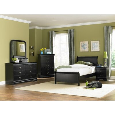Woodbridge Home Designs Marianne Wingback Bedroom Collection