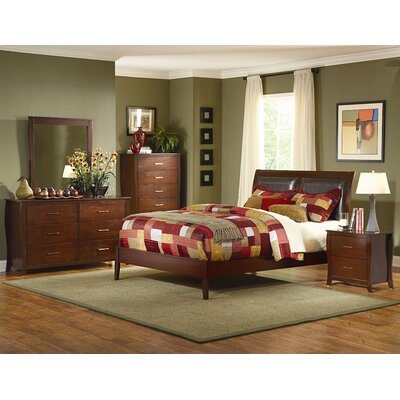 Rivera Panel Bedroom Collection
