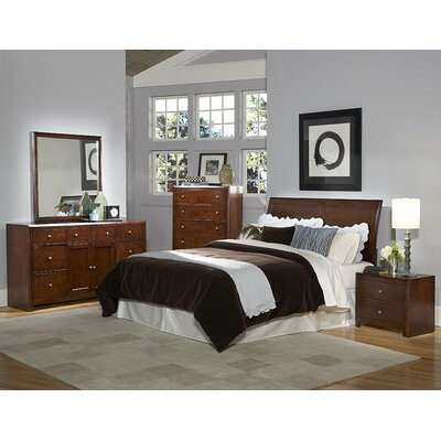 Woodbridge Home Designs Copley Sleigh Bedroom Collection