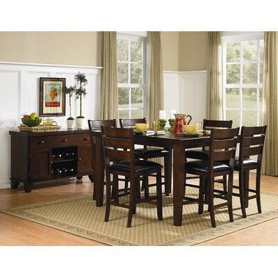 Woodbridge Home Designs Ameillia Counter Height Dining Table