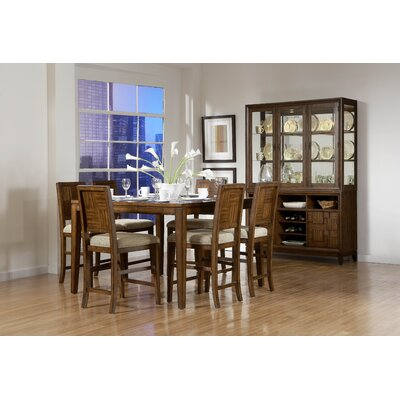 Woodbridge Home Designs Campton Counter Height Dining Table