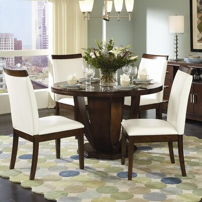 Woodbridge Home Designs Elmhurst 5 Piece Dining Set