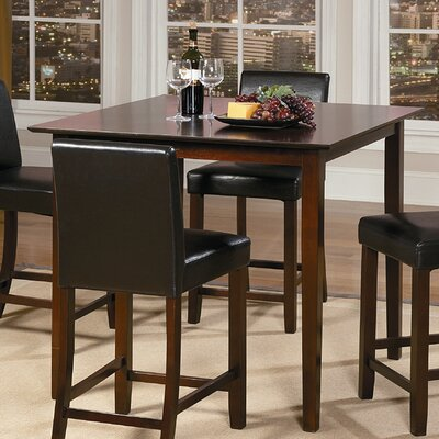 Woodbridge Home Designs Weitzmenn Pub Table Set