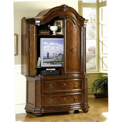 Woodbridge Home Designs 1390 Series Armoire