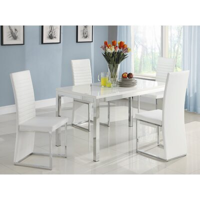 Woodbridge Home Designs Clarice Dining Table