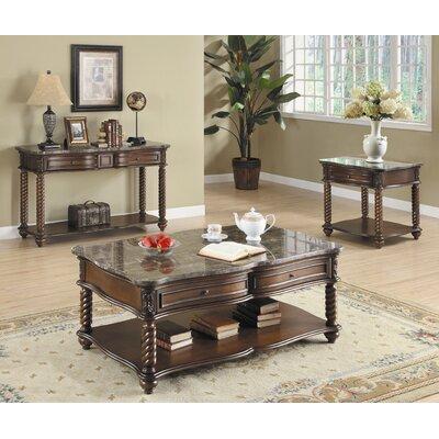 Woodbridge Home Designs Lockwood Coffee Table Set