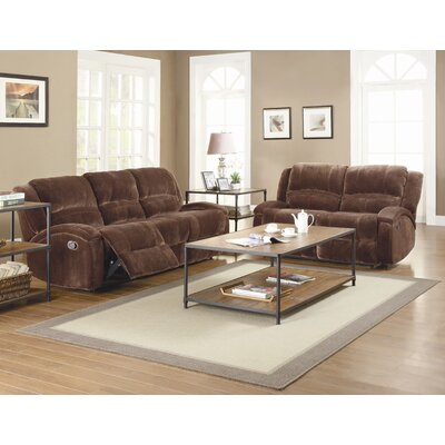 Woodbridge Home Designs Alejandro Reclining Sofa