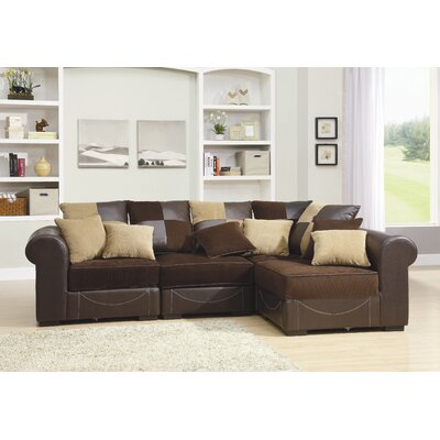 Woodbridge Home Designs Lamont Modular Sectional