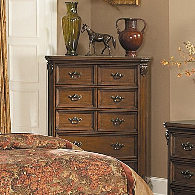 Montrose 8 Drawer Chest