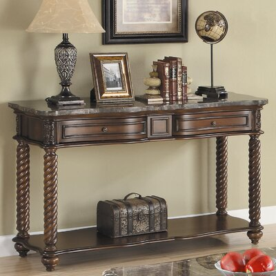 Woodbridge Home Designs Lockwood Console Table Reviews Wayfair