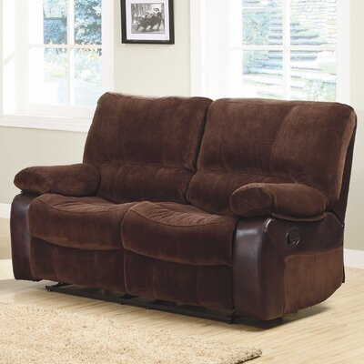 Caputo Reclining Loveseat