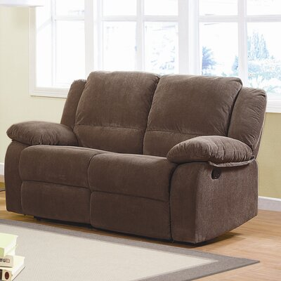 Lucienne Reclining Loveseat