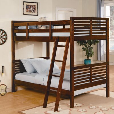 Woodbridge Home Designs Paula II Twin Bunk Bed