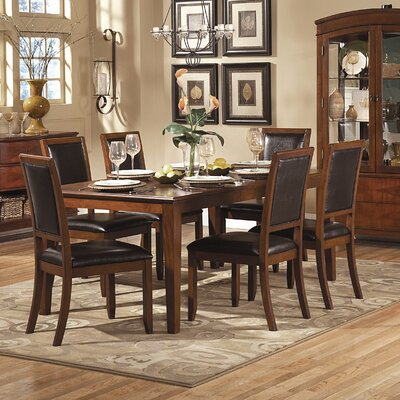 Woodbridge Home Designs Avalon 7 Piece Dining Set