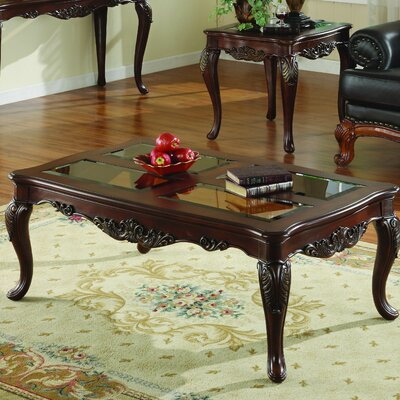 Woodbridge Home Designs Ella Martin Coffee Table