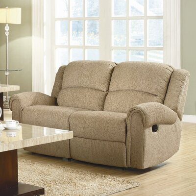 Woodbridge Home Designs Esther Chenille Reclining Loveseat