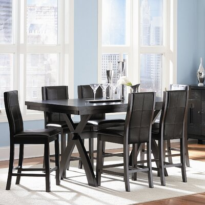 Sherman 7 Piece Counter Height Dining Set