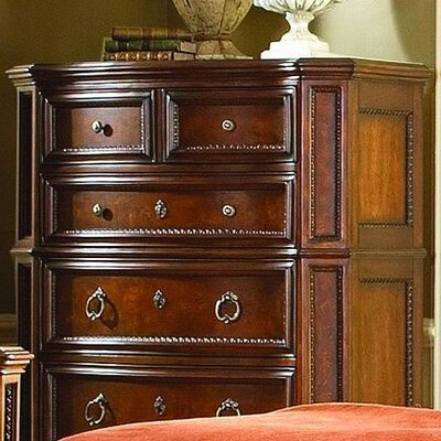 Woodbridge Home Designs 1390 Series 7 Drawer Chest